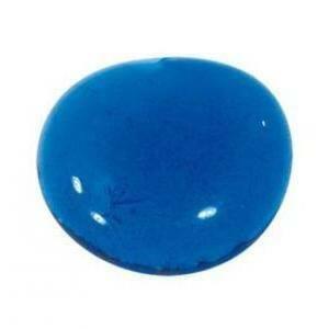 ciottoli decorativi colorati blu 30mm (100ml)