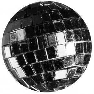eurosand eurosand sfere di specchio nero 40 mm