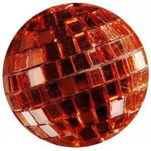eurosand eurosand sfere di specchio rosso 40mm