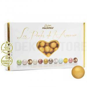 maxtris maxtris les perles de lamour  1 kg oro perlato