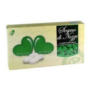 maxtris maxtris confetti  - sogno di nozze (1kg) verde
