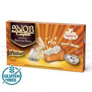 crispo crispo baba e panna - confetti  snob 500 gr