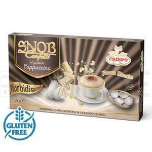 crispo crispo cappuccino - confetti  snob 500 gr.