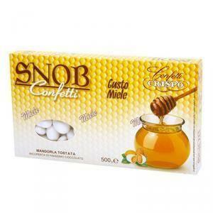 crispo crispo miele - snob confetti  500 gr.