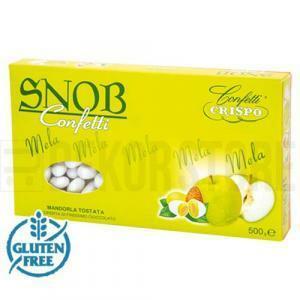 crispo crispo mela - snob confetti  500 gr.