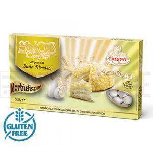 crispo crispo torta mimosa - snob confetti  500 gr