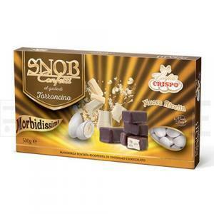 crispo crispo torroncino - snob confetti  500 gr.