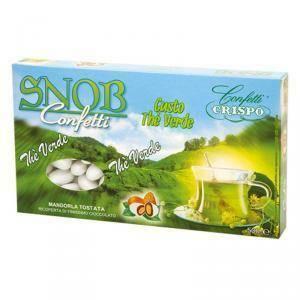 crispo crispo the verde - snob confetti  500 gr.