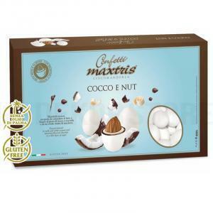 maxtris cocco nut - confetti  1 kg