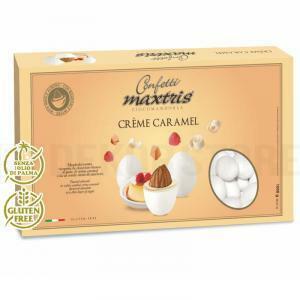 maxtris maxtris creme caramel - confetti  1 kg