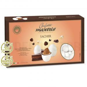 maxtris maxtris sacher - confetti  1 kg