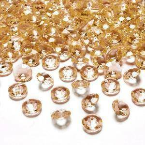 eurosand diamanti in pvc ambra 12 mm (100 ml - 170pz ca)
