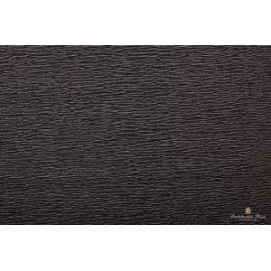 cartotecnica rossi cartotecnica rossi carta crespata nero professionale da 180gr (50 x 250cm)