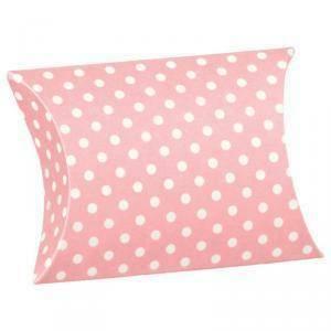 scotton spa scotton spa portaconfetti 70x70x25 mm a forma di busta - atelier rosa