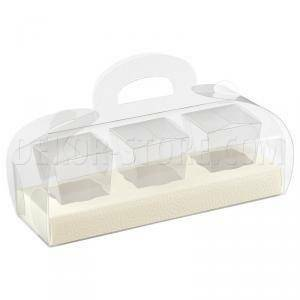 scotton spa scotton spa tortina185x60x80 mm con 3 contenitori pvc - pelle bianco