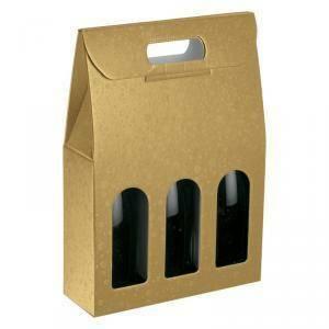scotton spa scotton spa scatola 3 bottiglie 270x90x385 mm - sfere oro