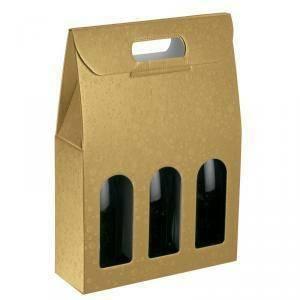 scotton spa scotton spa scatola 3 bottiglie 300x100x385 mm - sfere oro