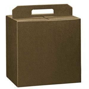 scotton spa scotton spa pacco dono con maniglia 430x240x345 - pelle marrone