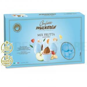 maxtris frutta celeste - confetti  1 kg