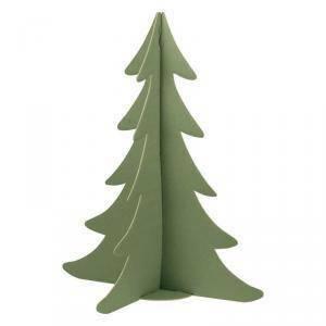 scotton spa scotton spa albero natale stilizzato h. 595 mm - cartone verde