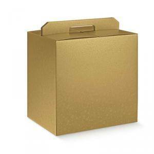 scotton spa scotton spa pacco dono 330x250x350 mm - sfere oro