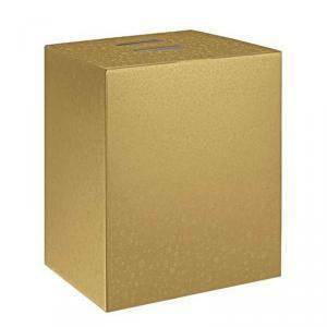 scotton spa scotton spa pacco dono cubo 245x190x340 mm - sfere oro