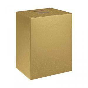 scotton spa scotton spa pacco dono cubo 280x200x350 mm - sfere oro
