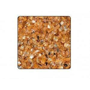 eurosand vetro specchiato 1-4 mm arancione (1 kg)