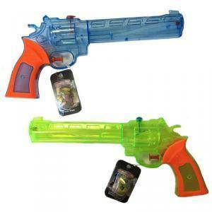 pistola ad acqua grande + caramelle 5gr