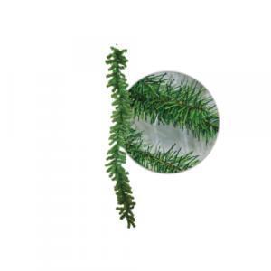 festone di natale-pino mt 2.7 dia 30 cm