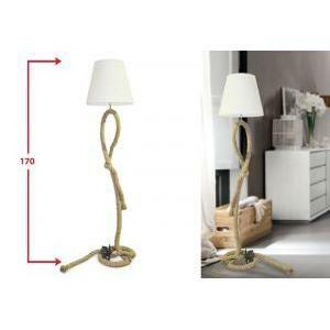 lampada da terra fune h 170 cm