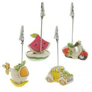 m/clip veicoli frutta soggetti ass. res. 5,5x10 cm
