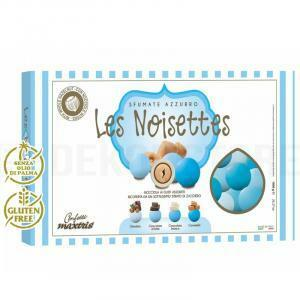 maxtris les noisettes sfumate azzurro -  1kg