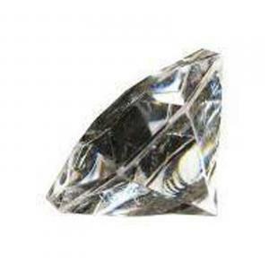 diamanti pvc 29 mm 10 pz (100 ml) trasparente