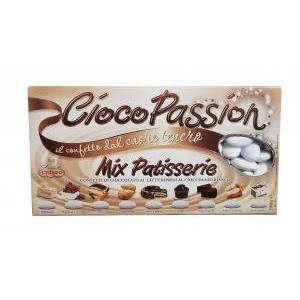 crispo mix patisserie - ciocopassion confetti  1 kg