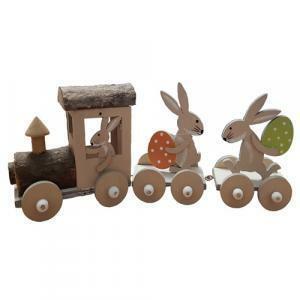 rgb trenino in legno con coniglietti