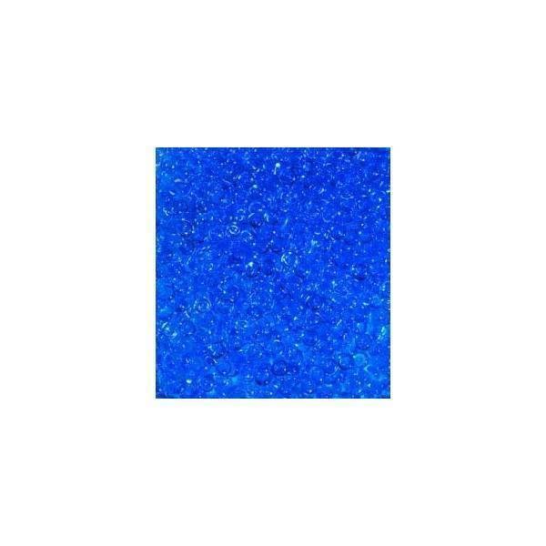 eurosand gocce di pioggia 2-4 mm in pvc blu - 333 ml