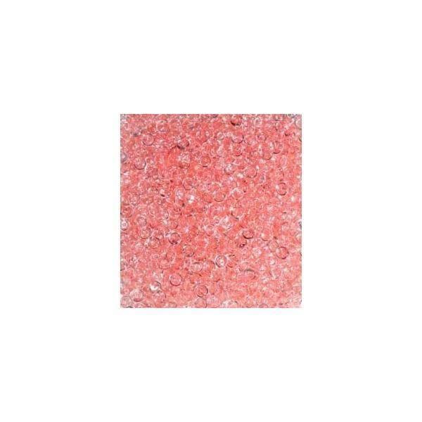 eurosand gocce di pioggia 2-4 mm in pvc rosa - 333 ml