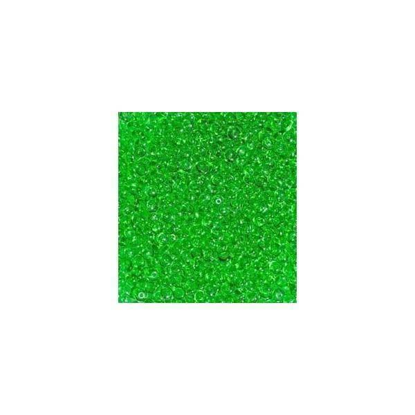 eurosand gocce di pioggia 2-4 mm in pvc verde - 333 ml