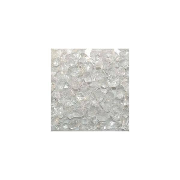 eurosand eurosand sassi di vetro naturale 4-10 mm (1kg)
