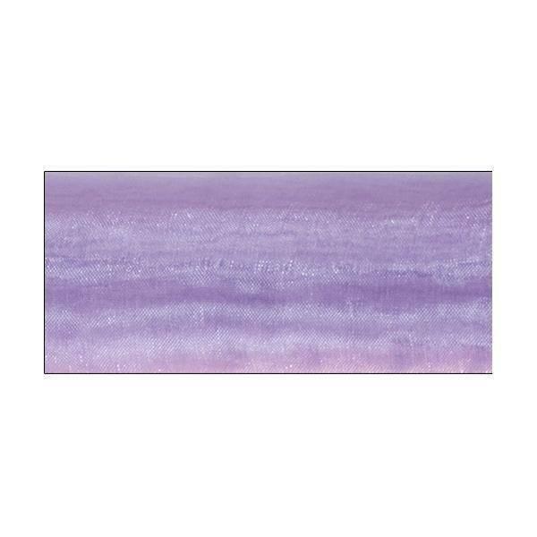organza lilla - 70 cm x 10 yd