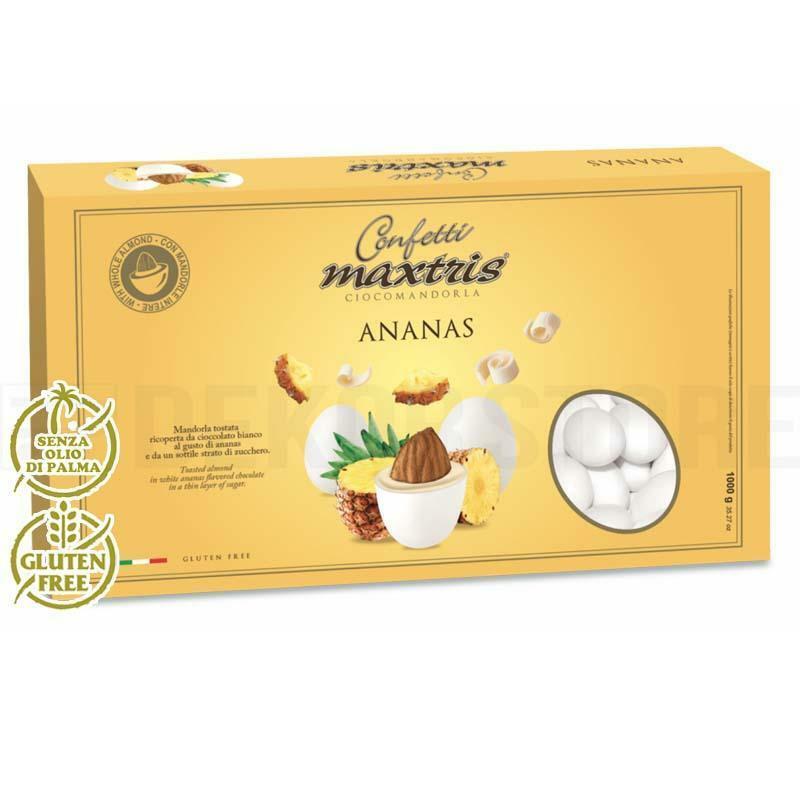 maxtris confetti maxtris ananas - 1 kg