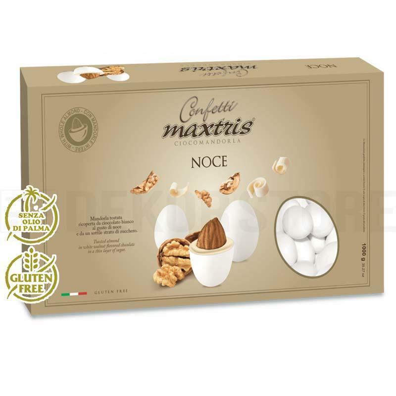 maxtris confetti maxtris noce - 1 kg