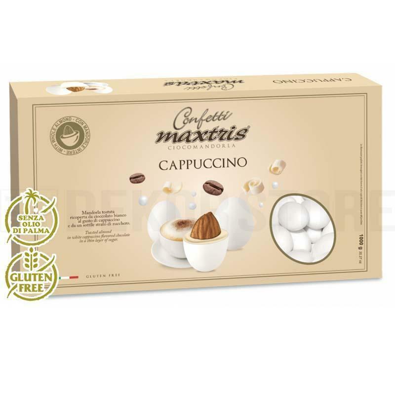 maxtris confetti maxtris cappuccino - 1 kg