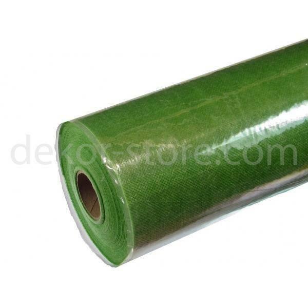tovaglia tnt 80 cm x 20 mt (60gr/mq) verde