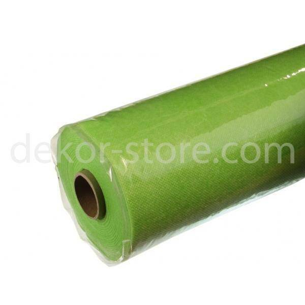 tovaglia tnt 80 cm x 20 mt (60gr/mq) verde mela