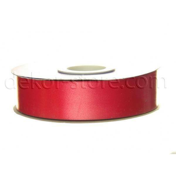 nastro in polipropilene rosso (30mm x 100 metri)