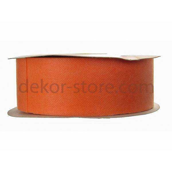 tnt 50 mm x 50 mt arancio (60gr/mq)