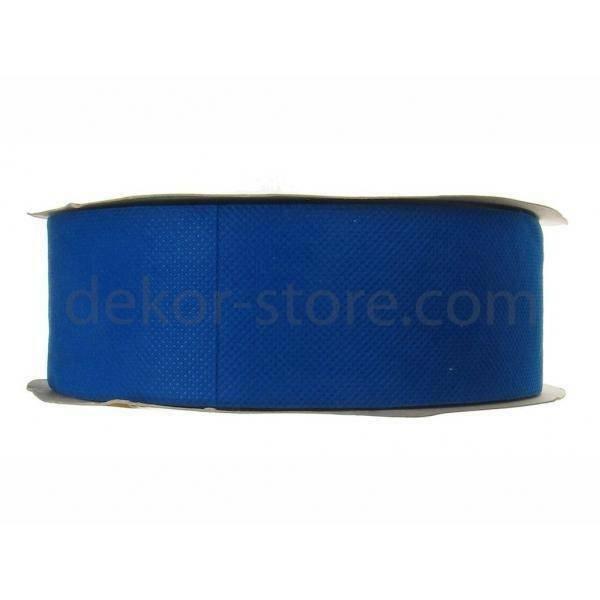 tnt 50 mm x 50 mt blu (60gr/mq)