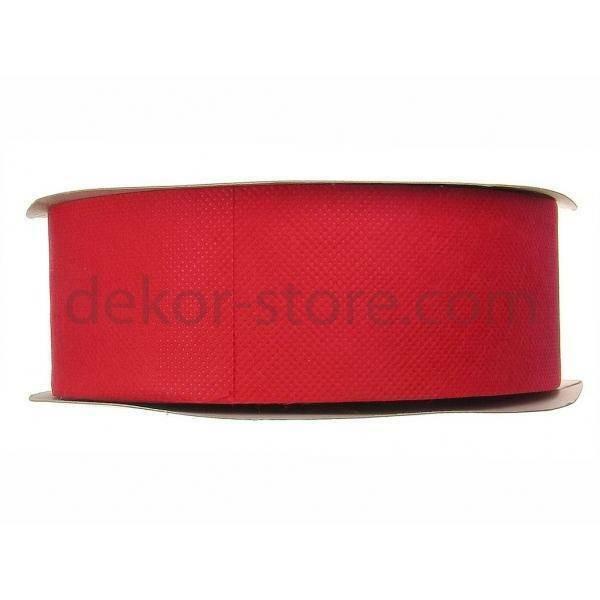 tnt 50 mm x 50 mt rosso (60gr/mq)